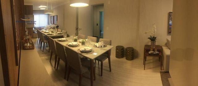 Apartamento com 2 dormitórios à venda, 61 m² por R$ 213.000,00 - Pioneiros Catarinenses -  - Foto 13