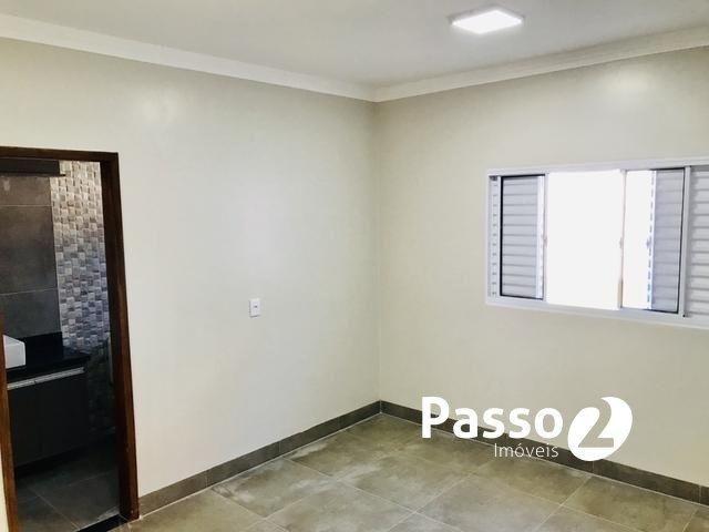 Casa nova com laje e 03 quartos - Foto 7