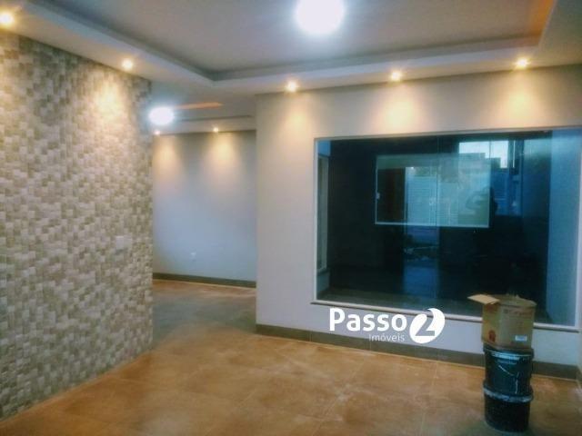 Casa nova com laje e 03 quartos - Foto 3