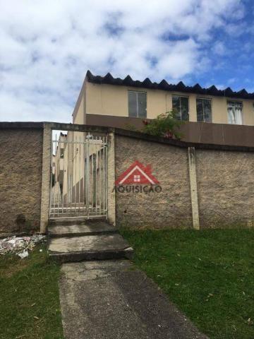 Apartamento com 2 dormitórios à venda, 41 m² por r$ 134.900,00 - bairro alto - curitiba/pr - Foto 17