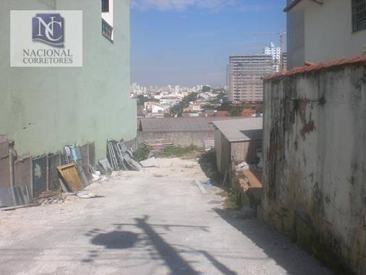Terreno à venda, 603 m² por r$ 1.300.000 - parque das nações - santo andré/sp - Foto 3