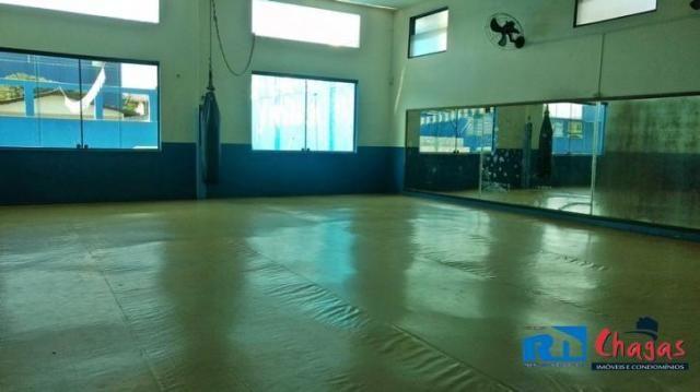 Academia com piscina olímpica aquecida, caraguatatuba - Foto 8