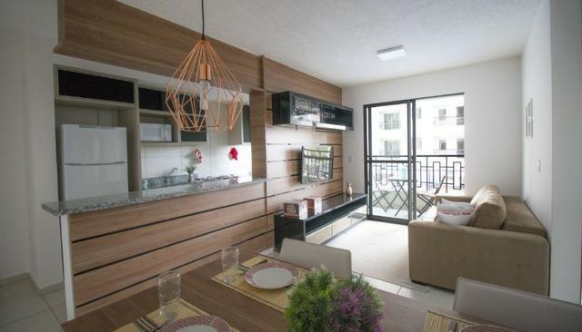 Apartamento de frente ao Assai, na Av. Rio Verde - Foto 2