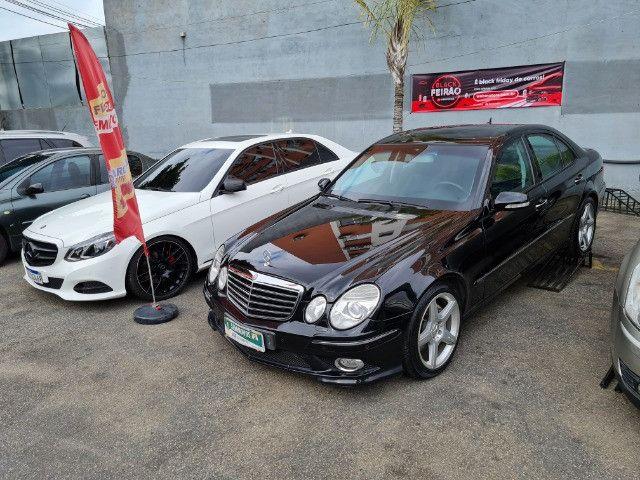 Mercedes Benz E350 V6 Blindada - Foto 9