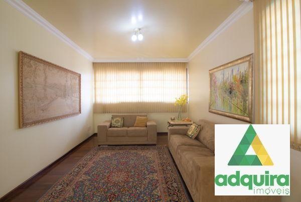 Casa sobrado com 4 quartos - Bairro Jardim Carvalho em Ponta Grossa - Foto 5