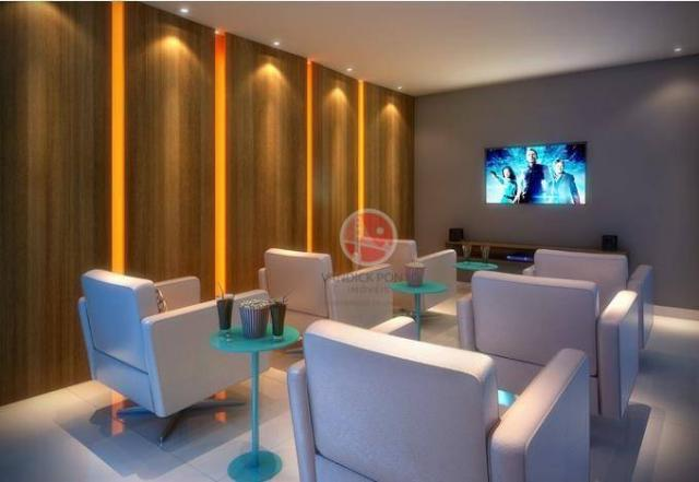 Apartamento com 2 dormitórios à venda, 56 m² por R$ 500.000,00 - Benfica - Fortaleza/CE - Foto 7