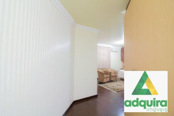 Casa sobrado com 4 quartos - Bairro Jardim Carvalho em Ponta Grossa - Foto 13
