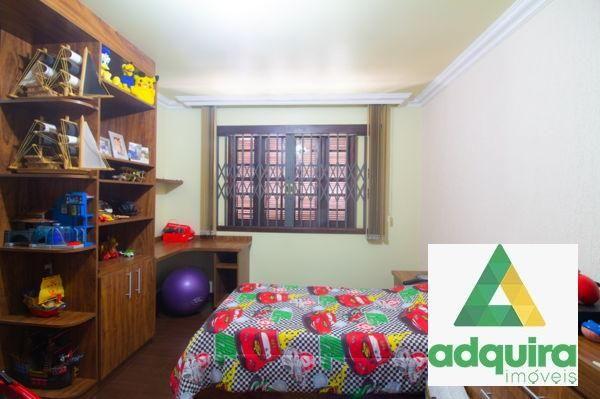 Casa sobrado com 4 quartos - Bairro Jardim Carvalho em Ponta Grossa - Foto 19