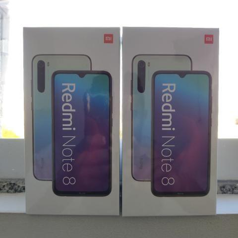 Loucura! Redmi Note 8 da Xiaomi. Novo lacrado com garantia e entrega