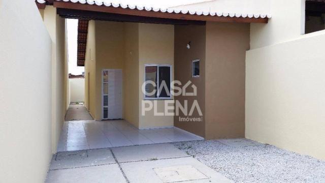 Casa com 2 dormitórios à venda, 71 m² por R$ 135.000 - CA0074 - Jabuti - Itaitinga/CE - Foto 4