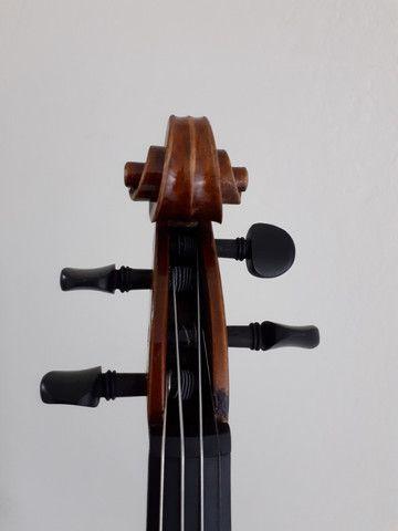 Violino usado, modelo Stradivari - Foto 4
