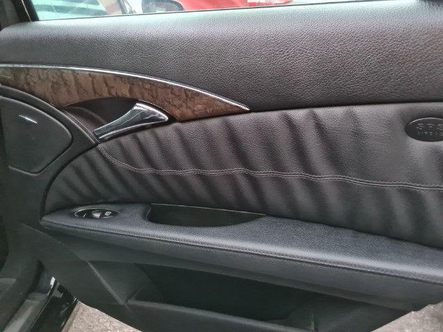 Mercedes Benz E350 V6 Blindada - Foto 14