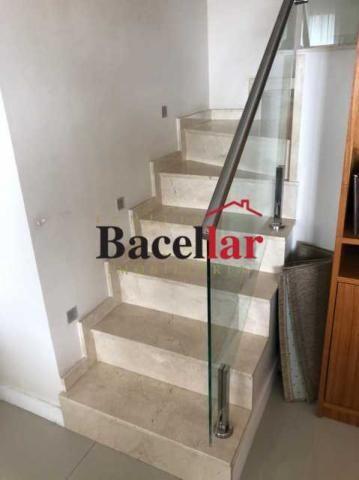 Cobertura à venda com 3 dormitórios em Tijuca, Rio de janeiro cod:TICO30224 - Foto 2