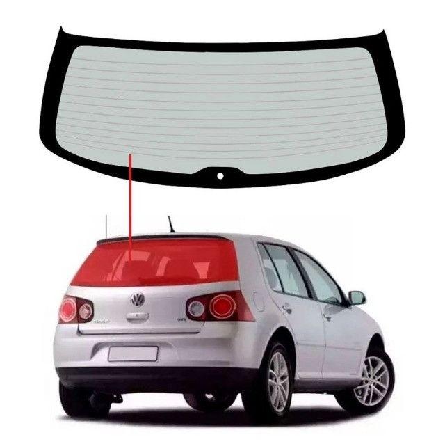 Vidro Traseiro Vigia Termico Volkswagen Golf 07/13 Saint Gobain