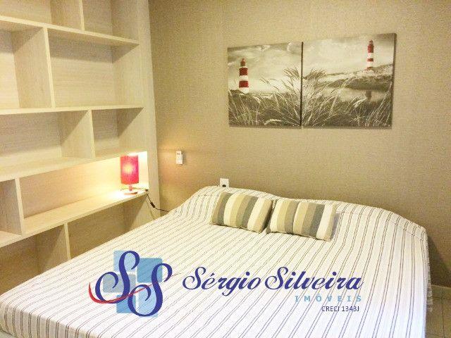 Cobertura duplex mobiliada no Mediterranée Residence no Porto das Dunas com 3 suítes - Foto 16