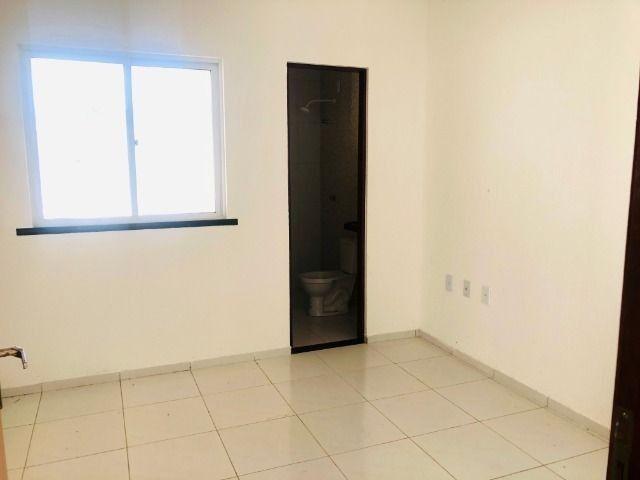 WS casa nova com 2 quartos,2 banheiros,varandao,coz.americana,quintal - Foto 7