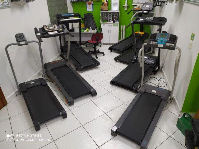 Esteira Elétrica Revisada Com Garantia Assistência Técnica Parcelo