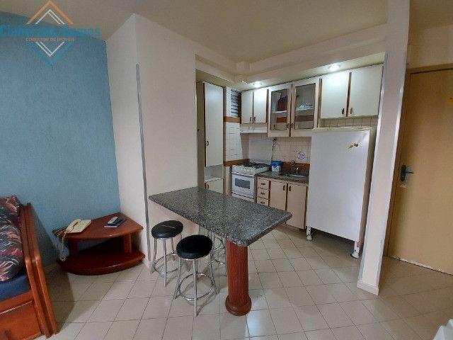 Apartamento de 1 quarto mobiliado Por R$ 110 mil - Foto 3