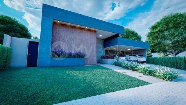 Casa em condomínio com 4 quartos no Condomínio Jardins Paris - Bairro Jardins Paris em Goi - Foto 13