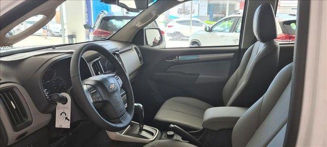 Chevrolet S10 2.8 16v turbo diesel ltz cd 4x4 automático - Foto 12