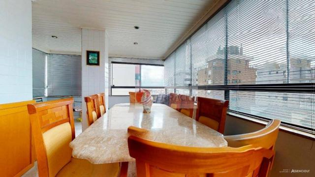 Apartamento com 3 dormitórios à venda, 120 m² por R$ 649.000 - Jardim Lindóia - Porto Aleg - Foto 9
