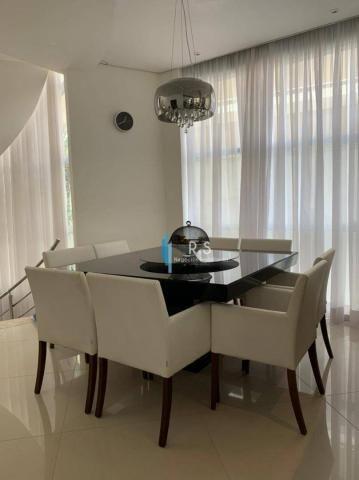 Casa com 4 dormitórios à venda, 440 m² por R$ 1.850.000,00 - Condomínio Reserva dos Vinhed - Foto 6