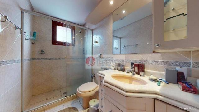 Apartamento com 3 dormitórios à venda, 120 m² por R$ 649.000 - Jardim Lindóia - Porto Aleg - Foto 19