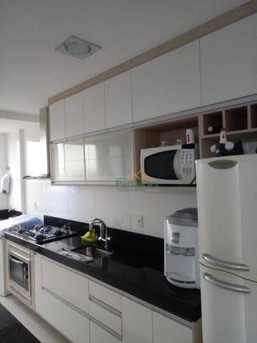 Apartamento com 3 dormitórios à venda, 76 m² por R$ 290.000,00 - Morada de Laranjeiras - S - Foto 4