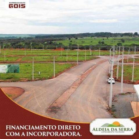 LOTEAMENTO FECHADO ALDEIA DA SERRA - Loteamento - 300 a 670m² - Luziânia - GO