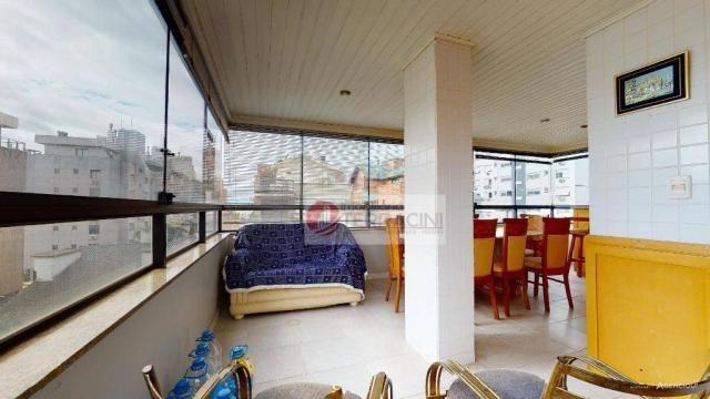 Apartamento com 3 dormitórios à venda, 120 m² por R$ 649.000 - Jardim Lindóia - Porto Aleg - Foto 11