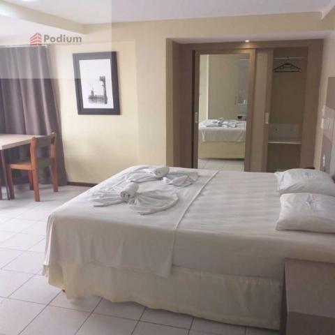 Loft à venda com 1 dormitórios em Tambaú, João pessoa cod:14585 - Foto 11