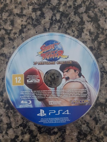 Jogo Street Fighter 30° Aniversário versão colecionador - Foto 3