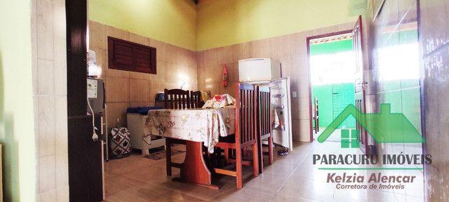 Agradável casa com área verde no São Pedro - Paracuru - Foto 6