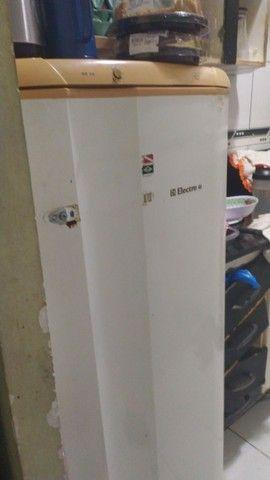 Geladeira - Freezer Vertical e Máquina de Lavar - Foto 3