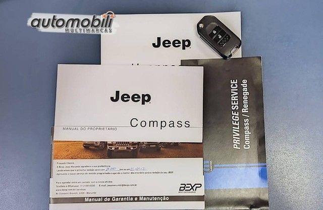 COMPASS 2019/2019 2.0 16V FLEX LONGITUDE AUTOMÁTICO - Foto 14