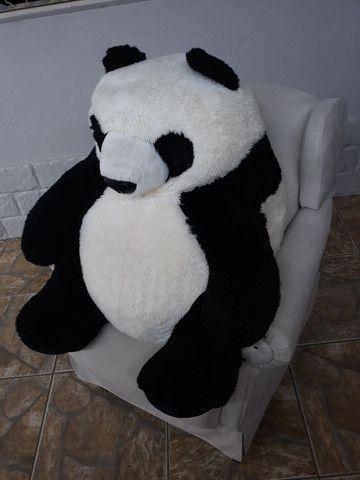 Urso Panda pelúcia Gigante - Foto 2