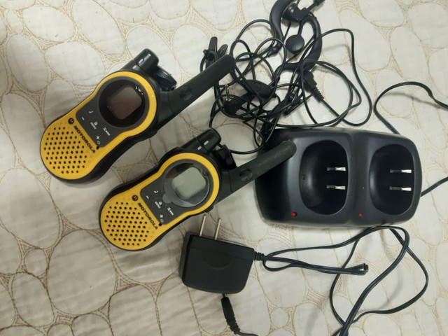 Rádio comunicador Motorola  - Foto 5
