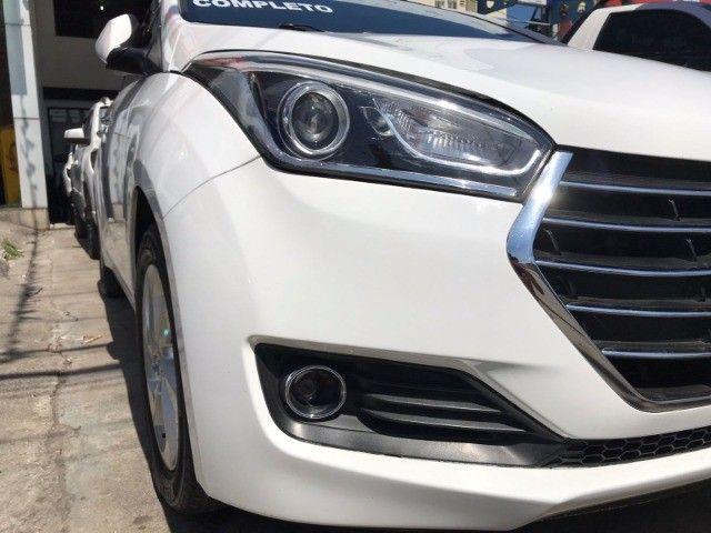 Hyundai HB20S 1.6 Gnv Premium (Aut) 2016 - Foto 3