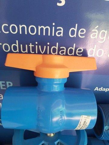 Tubos, conexões e materiais para irrigação. - Foto 5