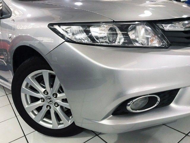 Honda Civic LXS 1.8 Aut 2014 - Foto 5