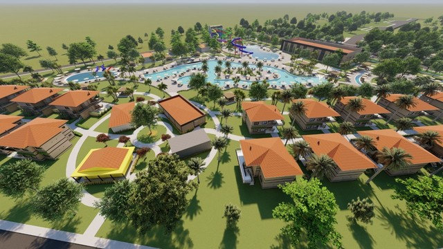 Harmonia Eco Ville Resort - Cuiabá - MT - Foto 7