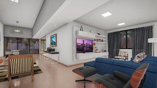 Casa térrea 4/4 com 4 suites  Condomínio Jardins Paris - Foto 5