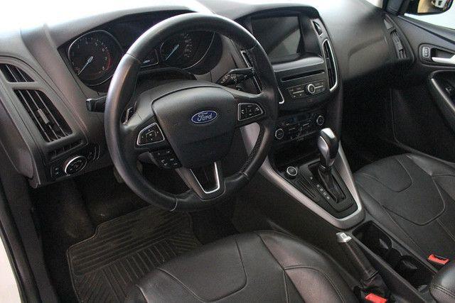 Ford Focus Se Plus2.0 Hatch Automático - Impecável - Foto 14