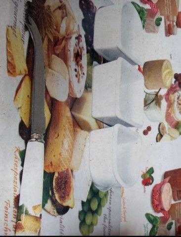 Peças p fondue e petiscos fone *  - Foto 3