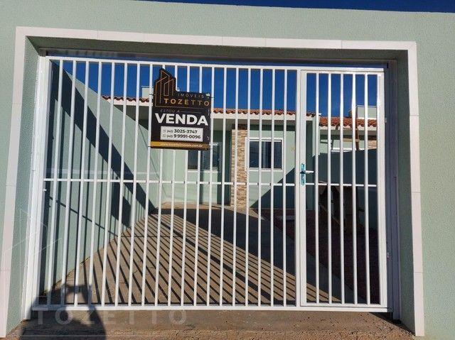 Casa para Venda em Ponta Grossa, Boa Vista, 2 dormitórios, 1 banheiro, 1 vaga