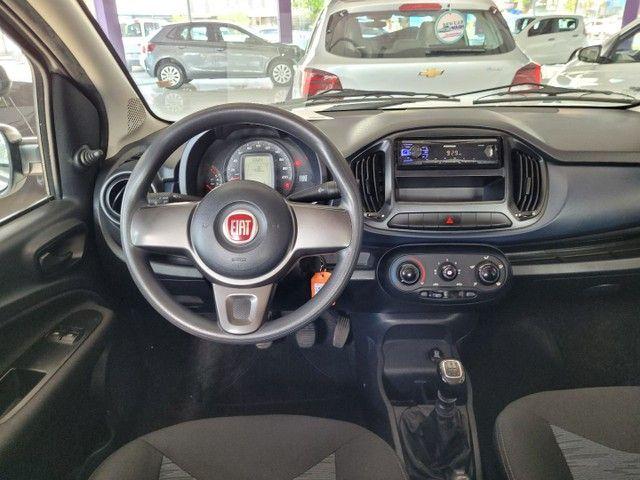 Fiat Uno Attractive 1.0 Fire Flex 2020 com Ipva 2021 pago - Foto 4