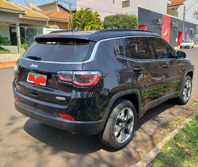 Jeep Compass Longitude 2.0 Diesel 4x4 2019 - Foto 6