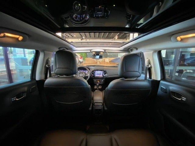 Jeep Compass Limited 2.0 Automático Flex C Teto e High Tech 2019 - Foto 13