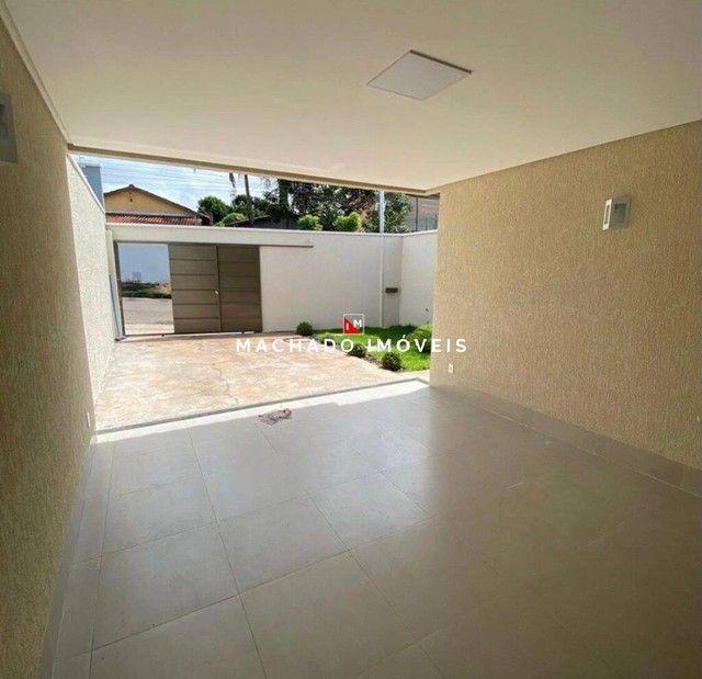 Casa Venda: Parque da Flores - 3 quartos, Piscina Área Gourmet - Goiânia/GO - Foto 10