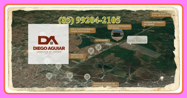 Loteamento Jardins Boulevard Na Caucaia